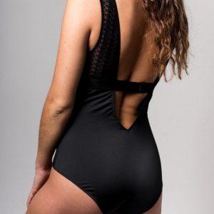 Body lingerie sexy eco responsable et made in France Sans Prétention