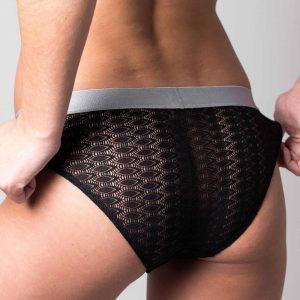 Culotte avec fond en coton Biologique certifié GOTS Sans Prétention